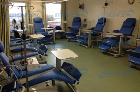 俄罗斯维索茨卡亚地区医院透析椅