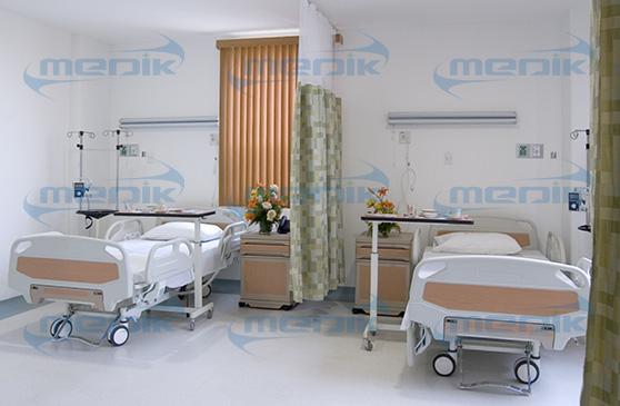 智利医院从麦迪卡医疗进口病床
