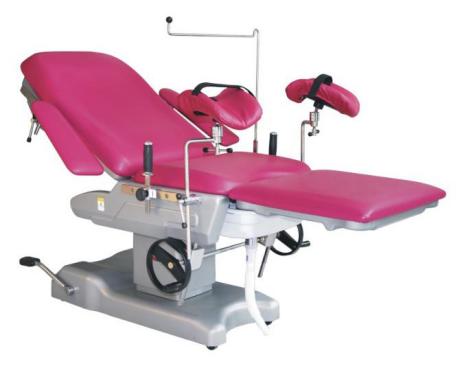 YA-C102D01 Hydraulic Obstetric Table