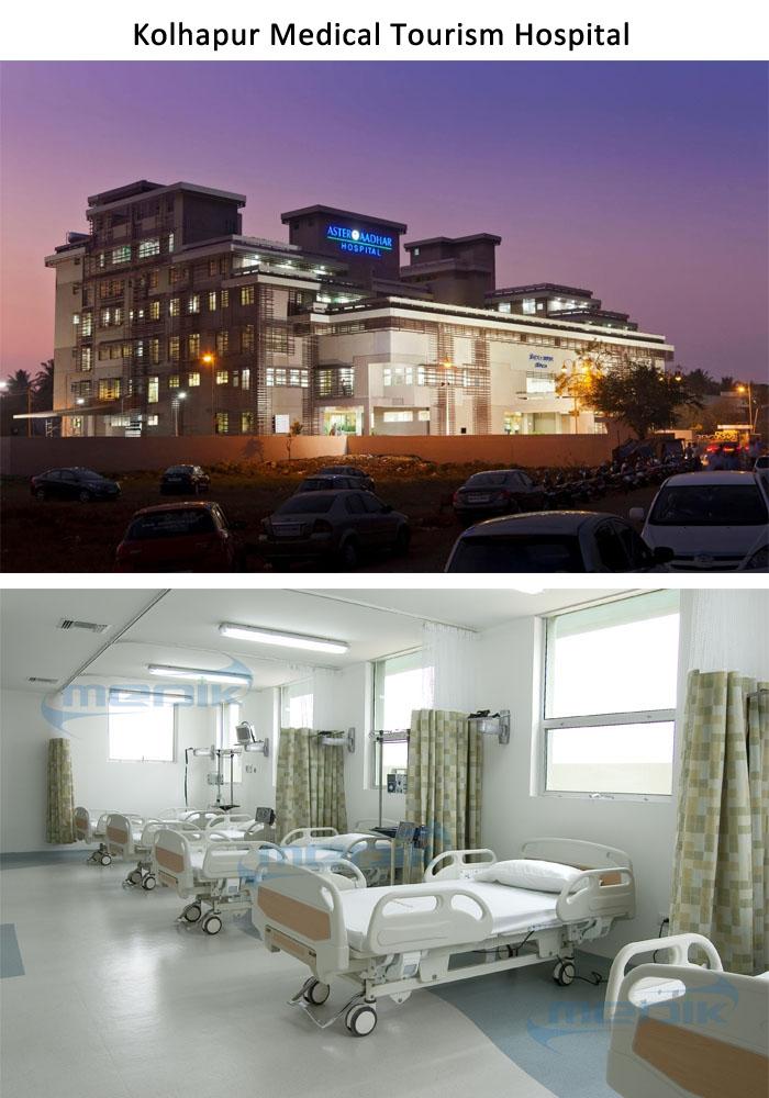 恭喜科勒普尔医疗旅游医院