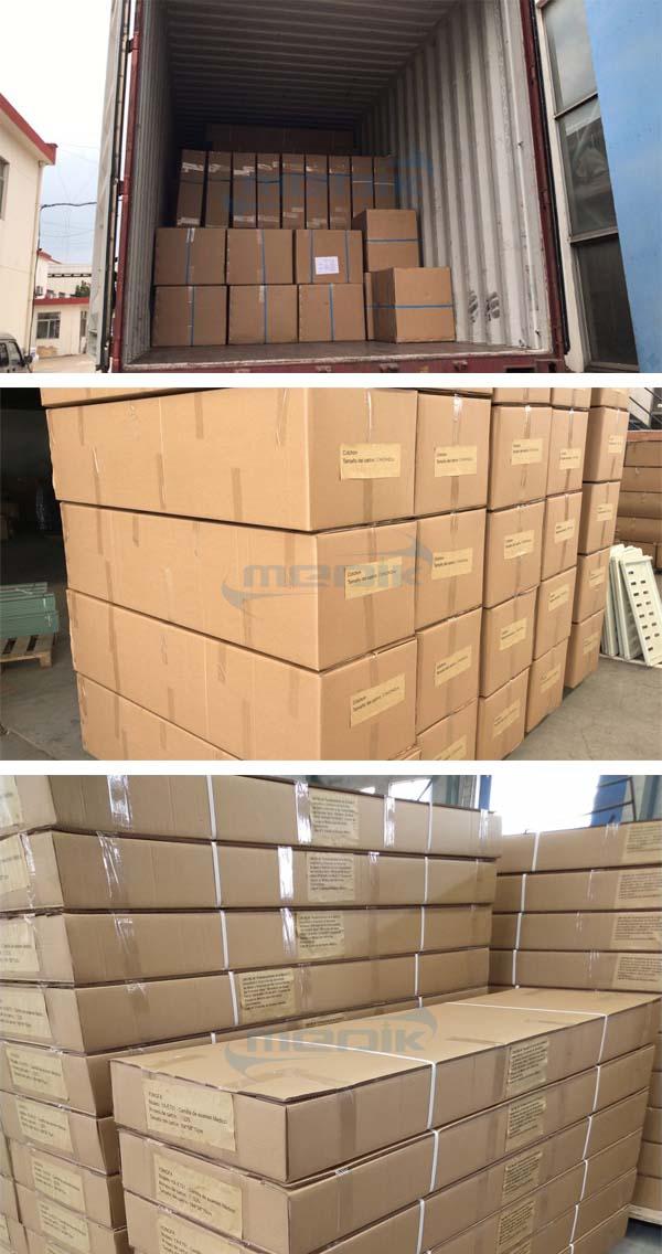 麦迪卡装载医院设备,40HQ集装箱运往中美洲