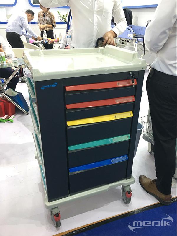 2018秋季CMEF推出新系列医疗车
