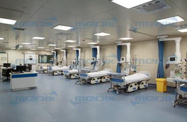 塔图大学医院ICU病床