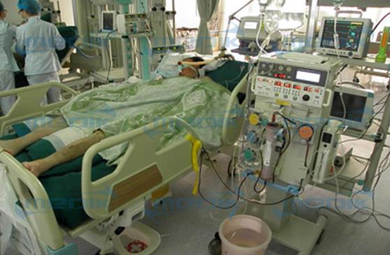 中国民营医院-电子病床