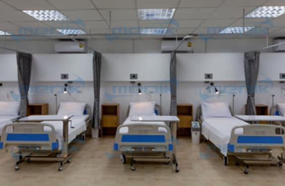 姆塞莱尼医院-手动病床