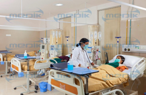 Jabalpur Wockhardt医院-三功能电动床