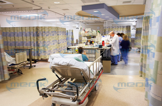 公主皇家大学医院-病人运输担架
