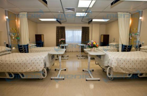 阿尔伯塔大学医院-5功能电动床