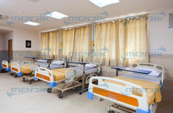 Bowring和Lady Curzon医院-电子病床