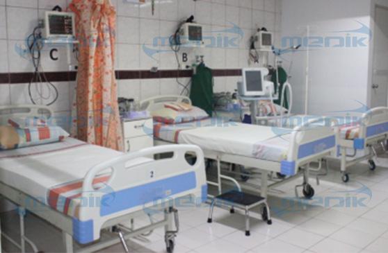 麦迪卡出口军队医院580张病床