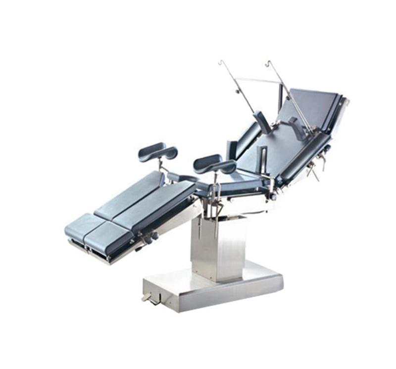 Mesa quirurgica electrica con trendelenburg y basculante YA-06E