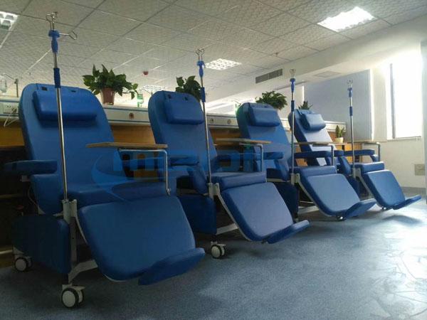 麦迪卡赢得巴基斯坦医院透析椅项目