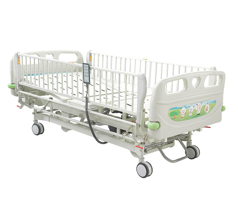 A-PD3-1 三功能电动医用儿童病床