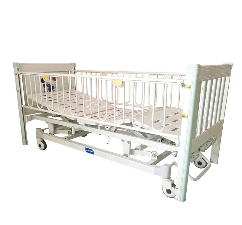 YA-PM3-1 医用三功能手动儿童病床