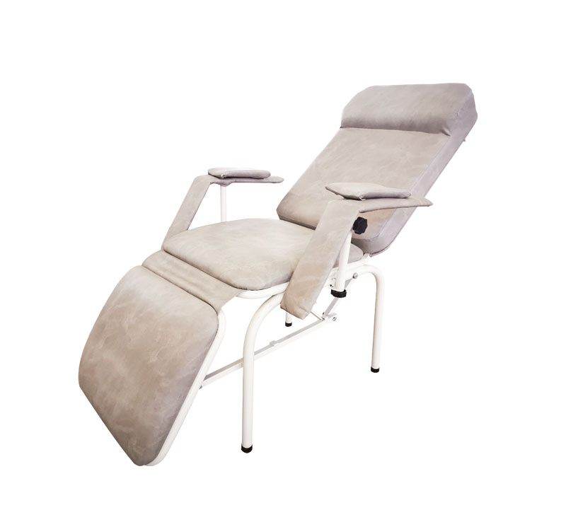 YA-DS-M01 Manual Phlebotomy Chair With Armrest