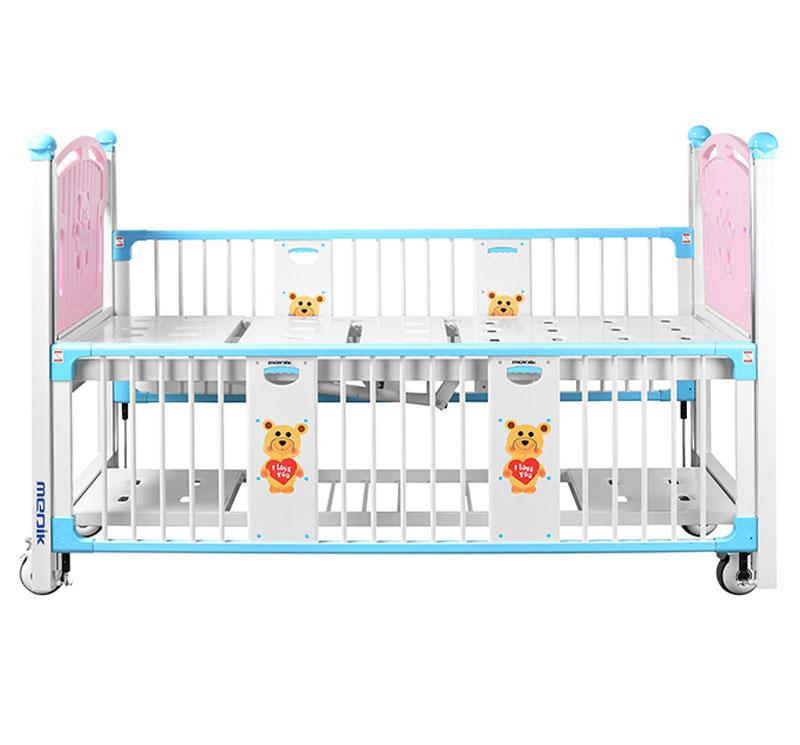 YA-PM2-3 可爱医用手动儿童病床