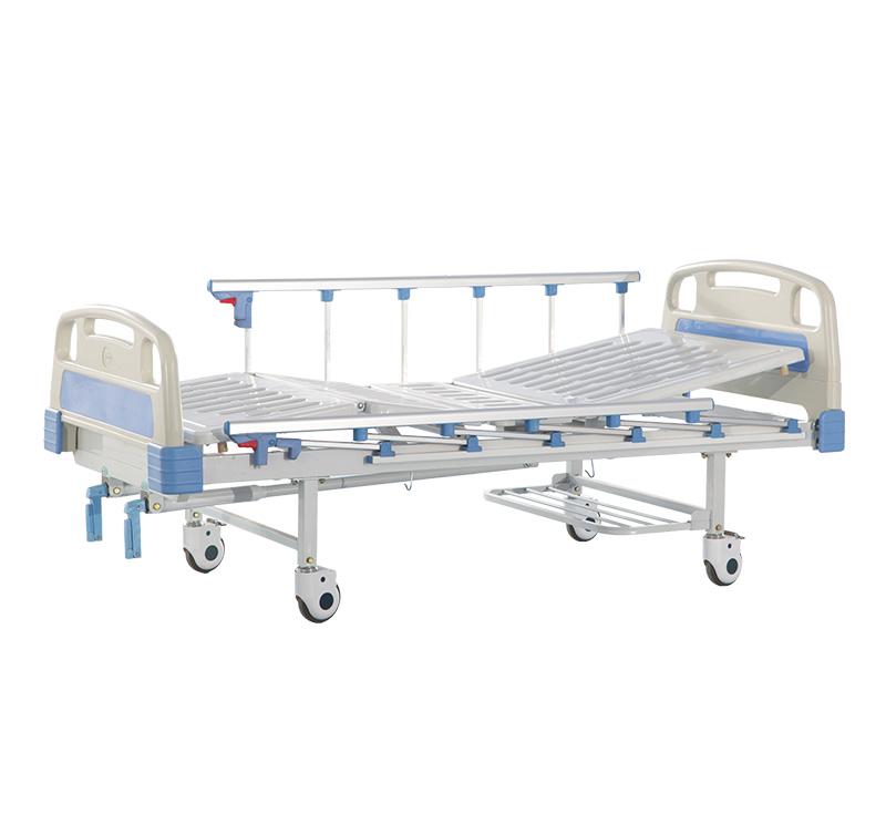 YA-M2-3 两功能手摇病床