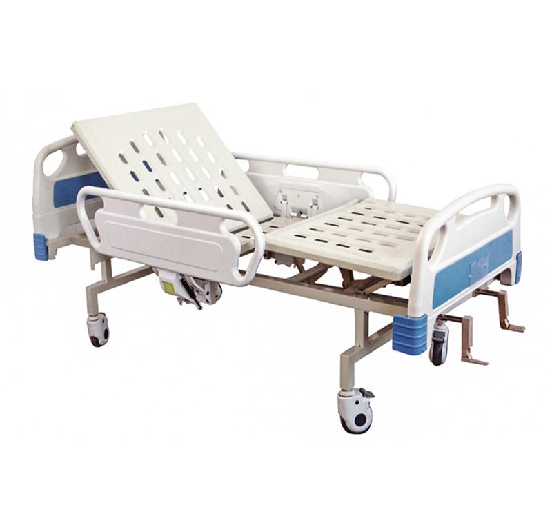 YA-M2-4 手动二功能医用病床