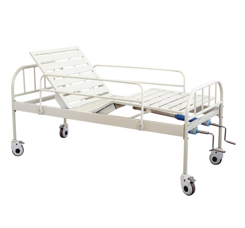 YA-M2-5 双摇简易医用病床