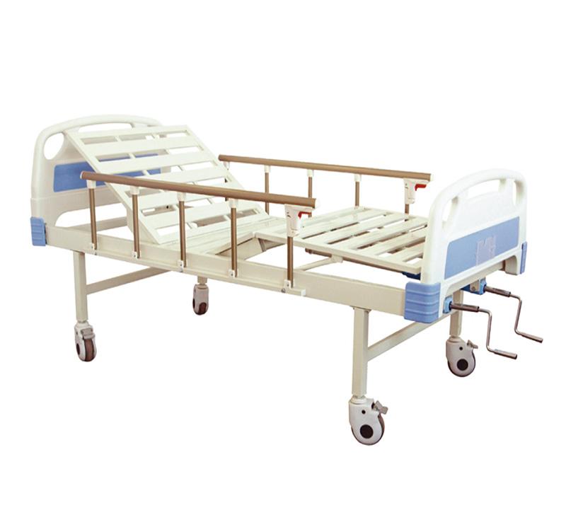 YA-M2-6 二功能手动医用病床