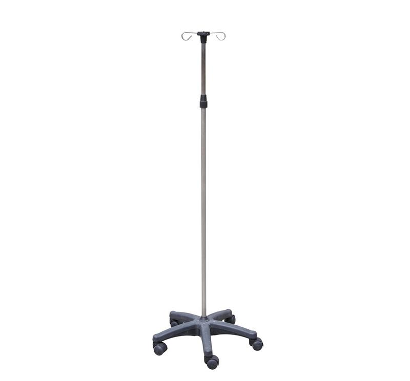 MK-IS01 可移动医院不锈钢输液架