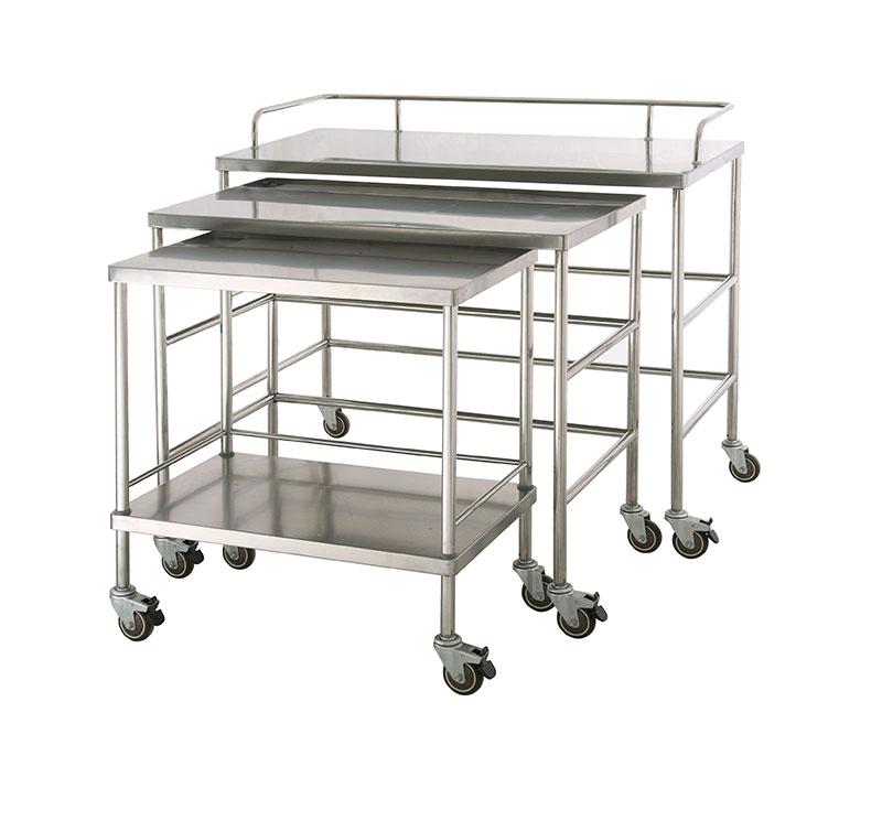 MK-S01 304不锈钢层叠式手术器械台